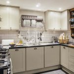 Saltwater's stylish kitchen