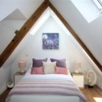 Eaves Double Bedroom in 2 The Elms