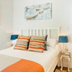 1 The Elms double bedroom