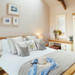 Lower Trowan Master Bedroom