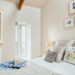 Lower Trowan Cottage Master bedroom alternative