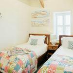 Lower Trowan Twin Bedroom