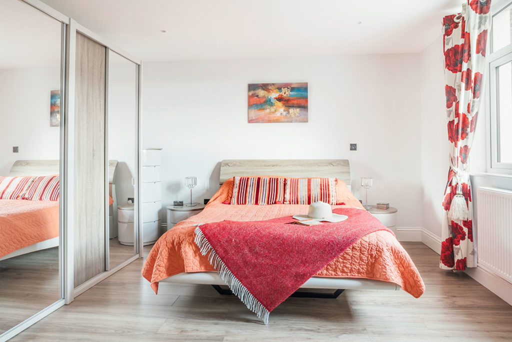 3 The Elms Master Bedroom