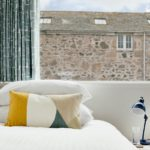 Twin bedroom in 6 Barnaloft in St Ives