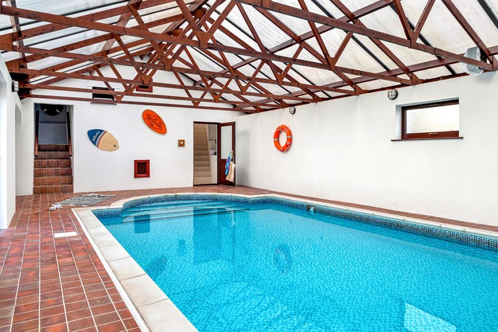 Turn O'Tide Indoor Heated Pool