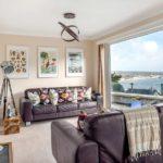 Turn O'Tide Living Room with Sea Views