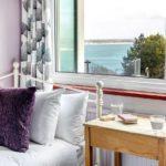 Turn O'Tide Twin Bedroom With Sea View