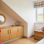 Bodeeve Rear Double bedroom