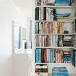11 Barnaloft Books in the hallway