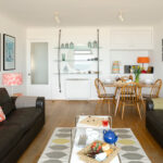 11 Barnaloft Dining and Living Area