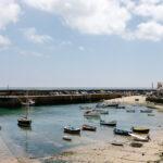 Mousehole fishing village