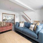 Quicks Cottage Living Room